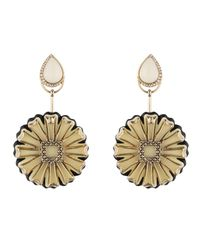 Lulu Frost - Metallic Patti Convertible Earring - Lyst