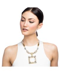 Lulu Frost | Metallic Ursula Statement Necklace | Lyst
