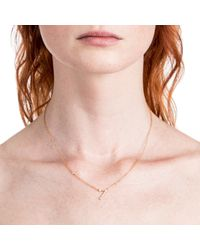 Lulu Frost - Multicolor Zodiacs Cancer + Water Necklace - Lyst