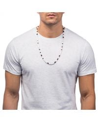 Lulu Frost - White George Frost 'victory'' Morse Necklace - Lyst