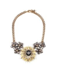 Lulu Frost | Metallic *vintage* 50 Year Necklace 2 | Lyst