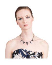 Lulu Frost | Metallic Nell Necklace | Lyst