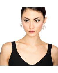 Lulu Frost - Pearl Spray Earring - White - Lyst