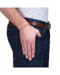 Lulu Frost - Multicolor G. Frost Wooden Morse Bracelet Saffron for Men - Lyst