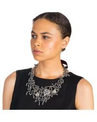 Lulu Frost - Multicolor Nina Collage Necklace - Lyst