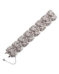 Lulu Frost - Multicolor *vintage* Crystal Bracelet - Lyst