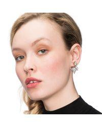 Lulu Frost - Metallic Trocadero Ear Jacket - Lyst