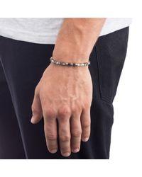 Lulu Frost - Black George Frost 'eternal'' Morse Bracelet for Men - Lyst