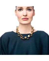 Lulu Frost - Multicolor Signet Necklace - Lyst