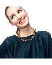 Lulu Frost - Multicolor Signet Necklace - Lyst