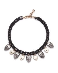 Lulu Frost | Blackheart Lock Necklace | Lyst