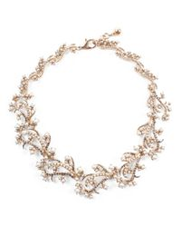 Lulu Frost | Metallic Satine Necklace | Lyst