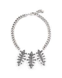 Lulu Frost | Metallic Clara Necklace | Lyst