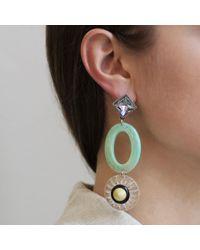 Lulu Frost - Multicolor *vintage* 100 Year Earring 11 - Lyst