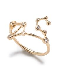 Lulu Frost - Multicolor Zodiacs Leo + Fire Ring - Lyst