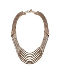 Lulu Frost | Multicolor Claude Draped Necklace | Lyst