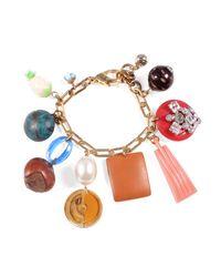 Lulu Frost | Multicolor *vintage* Charm Bracelet #13 | Lyst