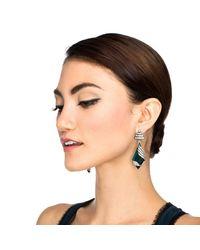 Lulu Frost - Metallic Reflection Earring - Lyst