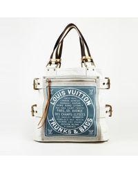 49d95940fd9c Lyst - Louis Vuitton Canvas