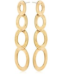 Pamela Love - Metallic Cassini Four Circle Drop Earrings - Lyst