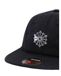 Reebok - Black Logo Detail Baseball Hat for Men - Lyst