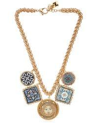Rosantica - Metallic Ciucciuè Necklace - Lyst