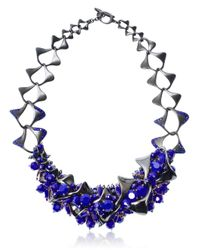 Heaven Tanudiredja | Black Bavan For Death Princess Necklace | Lyst