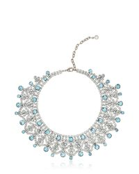 Tom Binns | Blue Soft Focus Necklace | Lyst
