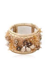 Heaven Tanudiredja | Metallic Limited Edition Cuff Bracelet | Lyst