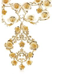 Mercantia - Metallic Premium Collection Necklace - Lyst