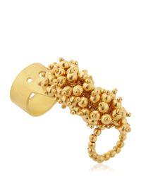 Paula Mendoza | Metallic Jarama Articulated Ring | Lyst