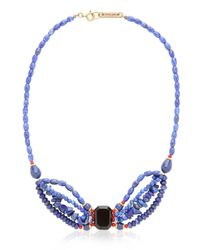 Isabel Marant | Blue Valentina Necklace | Lyst