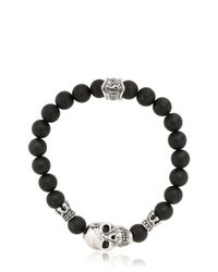 Cantini Mc Firenze | Metallic Cromo Onyx Bracelet | Lyst