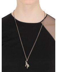 Bibi Van Der Velden - Metallic Elephant Necklace - Lyst
