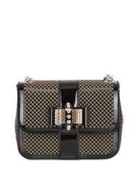 Christian Louboutin   Black Mini Sweet Charity Backpack   Lyst
