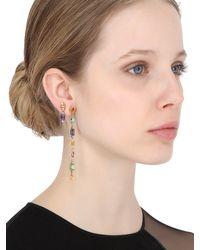 Roberto Marroni - Metallic Happy Queen Colors Earrings - Lyst