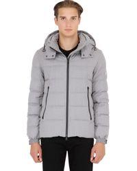 Tatras | Gray Elegance Lirone Wool Down Jacket | Lyst