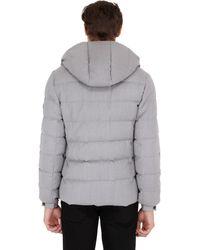 Tatras - Gray Elegance Lirone Wool Down Jacket - Lyst