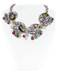Gabriele Frantzen | Green Rainbow Necklace | Lyst