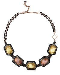 Nocturne | Multicolor Nadia Necklace | Lyst