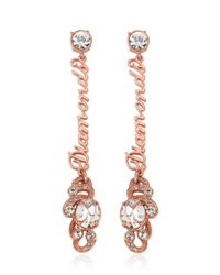 Mawi | Pink Rebel Royal Earrings | Lyst