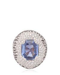 Antonini   Metallic Croce Del Sud Ring For Lvr   Lyst
