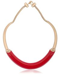 Pluma | Pink Jason Wu For Primrose Necklace | Lyst
