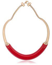 Pluma - Pink Jason Wu For Primrose Necklace - Lyst