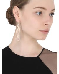 Marco Dal Maso - Pink Amaia Rose Gold Earrings - Lyst