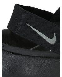 Nike - Black Roshe One Sandal Sneakers - Lyst