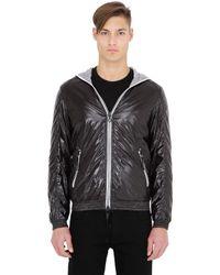 Duvetica | Black Alete Packable Nylon Down Jacket for Men | Lyst