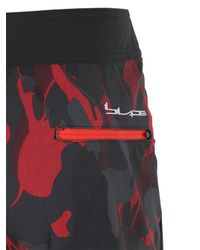 Oakley - Gray Blade Camo Stretch Ripstop Boardshorts for Men - Lyst