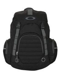 Oakley - Black 32l Overdrive Nylon Backpack for Men - Lyst