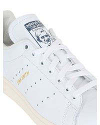Adidas Originals - Multicolor Stan Smith Leather Sneakers for Men - Lyst